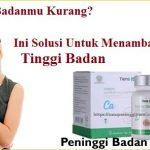 Harga Obat Peninggi Badan Tiens Termurah Di Tangerang Banten