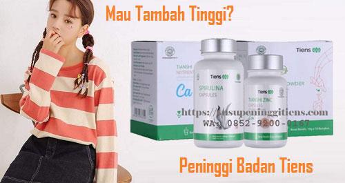Jual Obat Peninggi Badan Tiens Di Lombok Harga Termurah