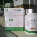 Testimoni Pengguna Paket Obat Peninggi Badan Tiens NHCP Zinc