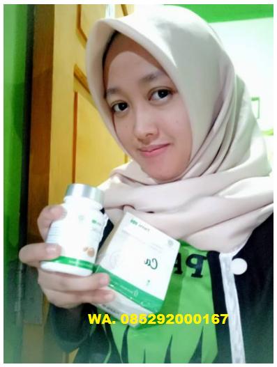 Susu Peninggi Badan Tiens NHCP Zinc Asli